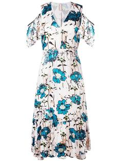 cold shoulder dress Antonio Marras