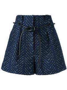 шорты из клоке со складками 3.1 Phillip Lim