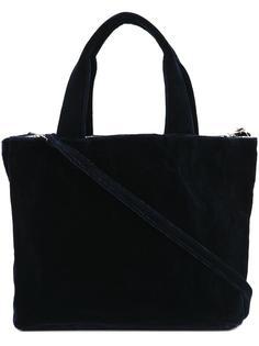 прямоугольная сумка-тоут среднего размера Zilla