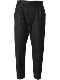 укороченные брюки  +People