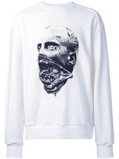 embroidered sweatshirt Juun.J