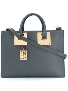 stylised stud detail shoulder bag Sophie Hulme