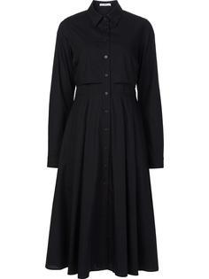 платье-рубашка с длинными рукавами Tome