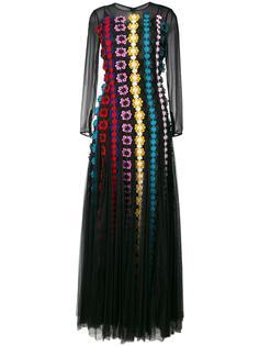 Bayley floral embellised gown Mary Katrantzou
