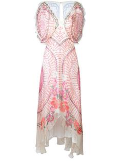 длинное платье Dream Catcher Temperley London