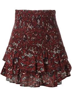 многослойная юбка Alfos  Isabel Marant Étoile