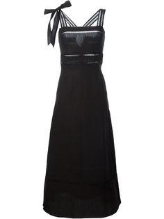 расклешенное платье  Isabel Marant Étoile