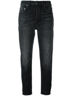 джинсы прямого кроя Golden Goose Deluxe Brand