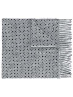 dotted scarf Loro Piana