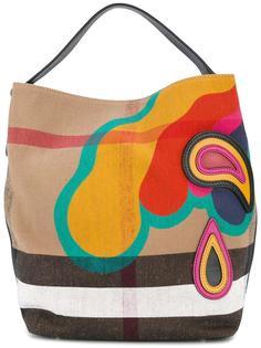 сумка Ashby среднего размера Burberry