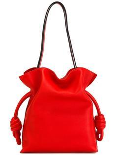 сумка-тоут Flamenco Knot Loewe