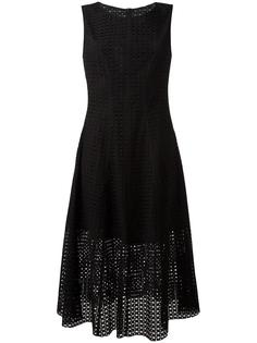 perforated detail dress  Philosophy Di Lorenzo Serafini