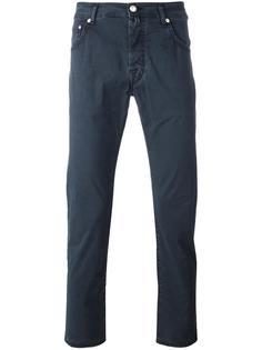 узкие джинсы Jacob Cohen
