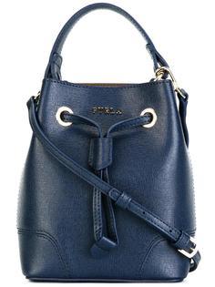 мини сумка-мешок  Furla