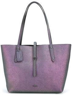 сумка-тоут с голографическим эффектом Coach