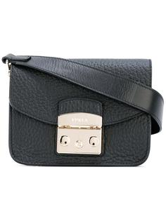 сумка через плечо с широкой лямкой Furla