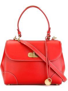 сумка-тоут с откидным клапаном Ralph Lauren