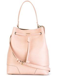 сумка-мешок со сборкой Furla