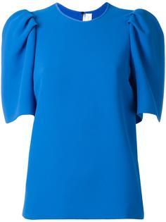 блузка с пышными рукавами Victoria Victoria Beckham