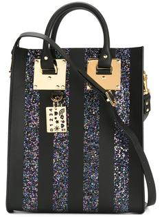 мини-сумка Albion с мелкими блестками Sophie Hulme