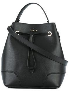 сумка через плечо со сборкой Furla