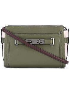 сумка через плечо со съемной лямкой  Coach