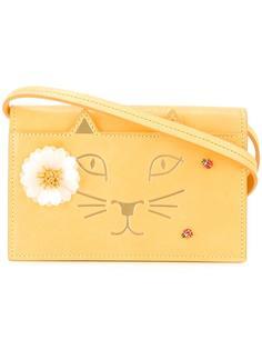 сумка на плечо Feline Charlotte Olympia