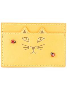 кошелек для карт Feline Charlotte Olympia
