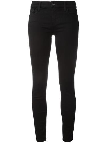 обтягивающие джинсы средней посадки Vanity J Brand