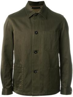 куртка-рубашка на пуговицах Paul Smith