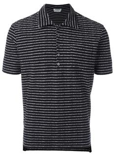 полосатая рубашка-поло Thom Browne