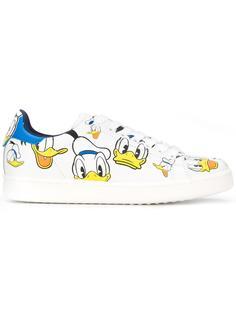 кеды с нашивками Donald Duck Moa Master Of Arts