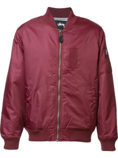 куртка-бомбер MA-1 Stussy