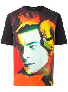 portrait print T-shirt Loewe