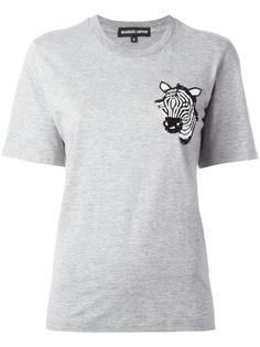 футболка с зеброй Markus Lupfer
