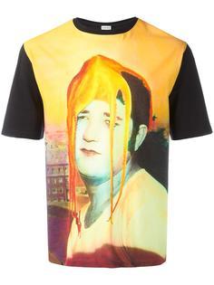 футболка с осьминогом Loewe
