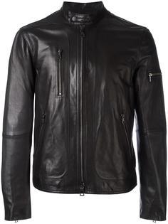stand collar jacket John Varvatos