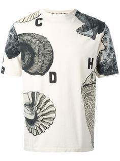 футболка с ракушками Loewe