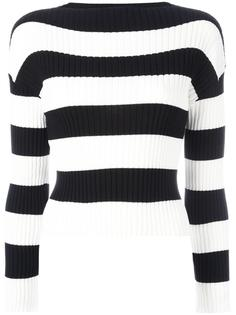 striped jumper Boutique Moschino