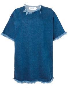 джинсовое платье Marquesalmeida