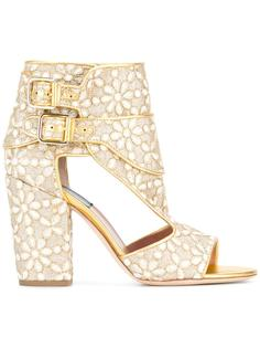 Rush Shiny sandals Laurence Dacade