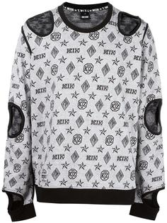 Inside Out cut-off sweartshirt KTZ