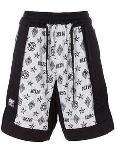 шорты Inside Out с монограммой KTZ