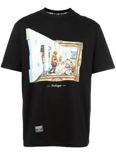 Prologue print T-shirt KTZ