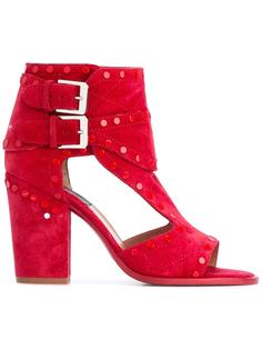 ботинки с вырезными деталями Laurence Dacade