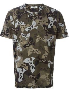 футболка Rockstud с принтом Valentino