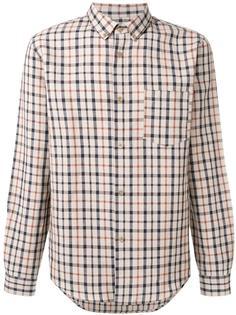 рубашка с нагрудным карманом A.P.C.