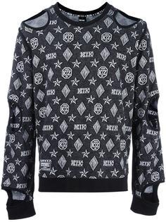 Inside Out cut-off sweatshirt KTZ