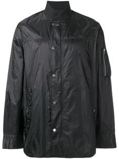 непромокаемая куртка-бомбер Diesel Black Gold