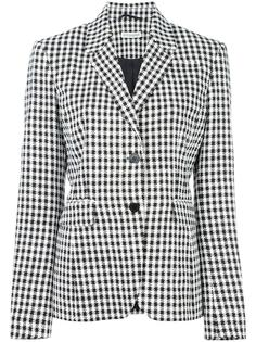checked blazer Altuzarra